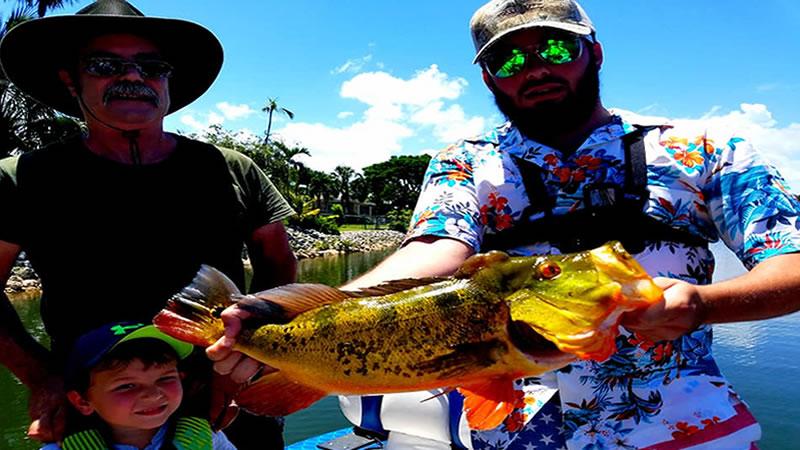 Kids Florida Fishing Charter